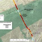Corridor slope analysis
