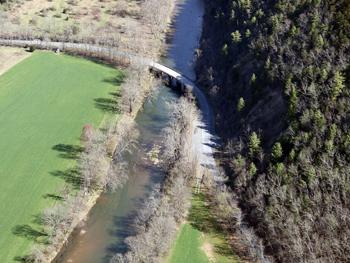 Cow Pasture River 350