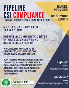 Deerfield CSI